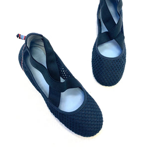Primary Photo - BRAND: TORY BURCH STYLE: SHOES FLATS COLOR: NAVY SIZE: 8.5 SKU: 223-22361-18334