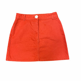 Primary Photo - BRAND: BDG STYLE: SKIRT COLOR: ORANGE SIZE: S SKU: 223-22364-43711
