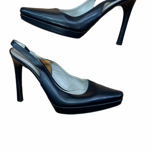 Primary Photo - BRAND:  JILL SANDERSTYLE: SHOES HIGH HEEL COLOR: NAVY SIZE: 9.5 OTHER INFO: JILL SANDER - SKU: 223-22364-40266
