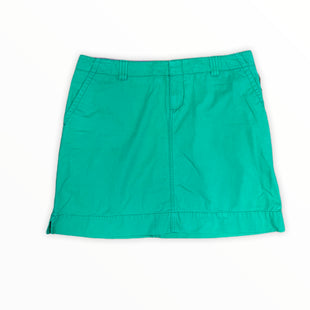 Primary Photo - BRAND: LILLY PULITZER STYLE: SKIRT COLOR: GREEN SIZE: 10 SKU: 223-22318-118747