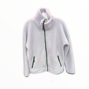 Primary Photo - BRAND: J CREW STYLE: JACKET OUTDOOR COLOR: LAVENDER SIZE: S OTHER INFO: FLEECE SKU: 223-22318-108955
