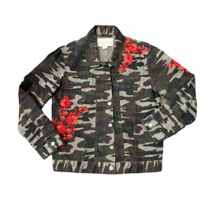 Primary Photo - BRAND: PILCRO STYLE: JACKET OUTDOOR COLOR: CAMOFLAUGE SIZE: S SKU: 223-22370-16132