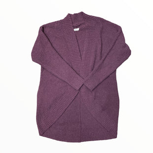 Primary Photo - BRAND: UGG STYLE: SWEATER CARDIGAN HEAVYWEIGHT COLOR: PLUM SIZE: M SKU: 223-22364-43192