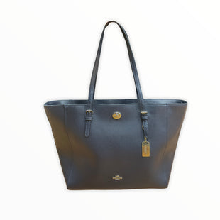 Primary Photo - BRAND: COACH STYLE: HANDBAG DESIGNER COLOR: NAVY SIZE: LARGE OTHER INFO: 37142 SKU: 223-22318-119612
