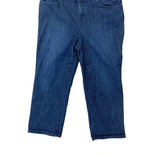 Primary Photo - BRAND: CHICOS STYLE: CAPRIS COLOR: DENIM SIZE: 12 SKU: 223-22318-103697