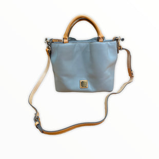 Primary Photo - BRAND: DOONEY AND BOURKE STYLE: HANDBAG DESIGNER COLOR: TAUPE SIZE: MEDIUM SKU: 223-22361-21324