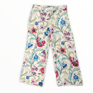 Primary Photo - BRAND: ANN TAYLOR STYLE: CAPRIS COLOR: FLORAL SIZE: 8 SKU: 223-22370-16796