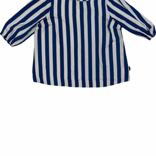 Primary Photo - BRAND:    LILY BLACKSTYLE: TOP LONG SLEEVE COLOR: STRIPED SIZE: 3X OTHER INFO: LILY BLACK - SKU: 223-22371-8408