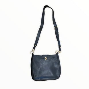 Primary Photo - BRAND: COLE-HAAN STYLE: HANDBAG DESIGNER COLOR: BLACK SIZE: MEDIUM OTHER INFO: GOLD/XBODY SKU: 223-22318-119606