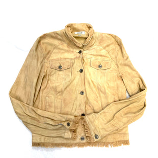 Primary Photo - BRAND:  CMA STYLE: JACKET LEATHER COLOR: TAN SIZE: L OTHER INFO: JAKETT - SKU: 223-22370-12650