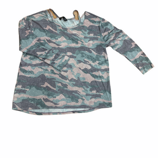 Primary Photo - BRAND: RBX STYLE: ATHLETIC TOP COLOR: CAMOFLAUGE SIZE: 3X SKU: 223-223102-426