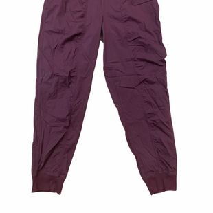 Primary Photo - BRAND: LULULEMON STYLE: ATHLETIC PANTS COLOR: MAROON SIZE: 12 OTHER INFO: JOGGER SKU: 223-22318-119982