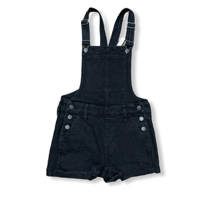Primary Photo - BRAND: MADEWELL STYLE: SHORTS COLOR: BLACK SIZE: XXS OTHER INFO: OVERALLS SKU: 223-22370-17178