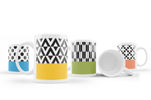 Cultural Patterns — Mugs