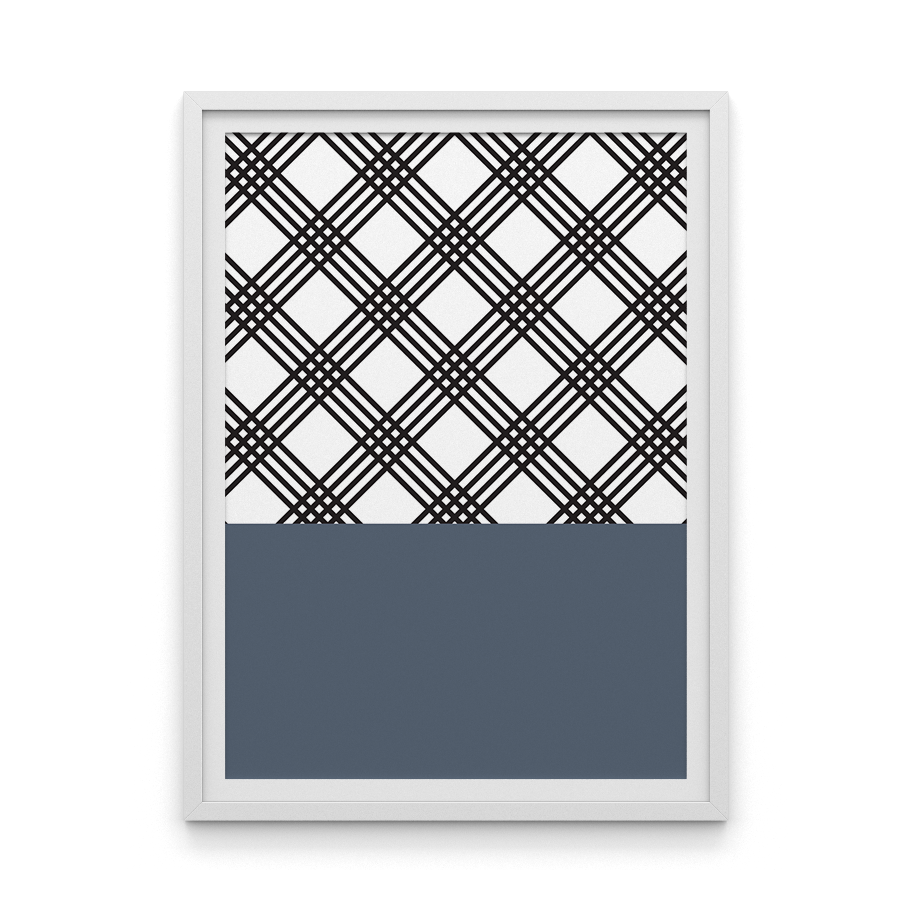 Cultural Patterns — Poster