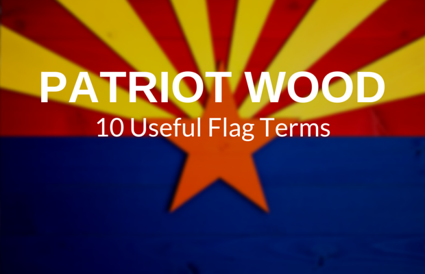 10 flag terms to add to your vocabulary