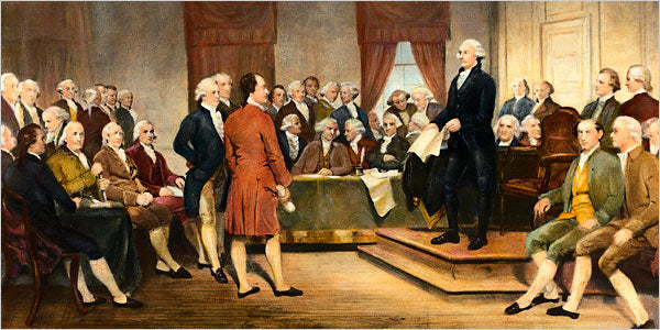 Patriotic quotes from America's Founding Fathers