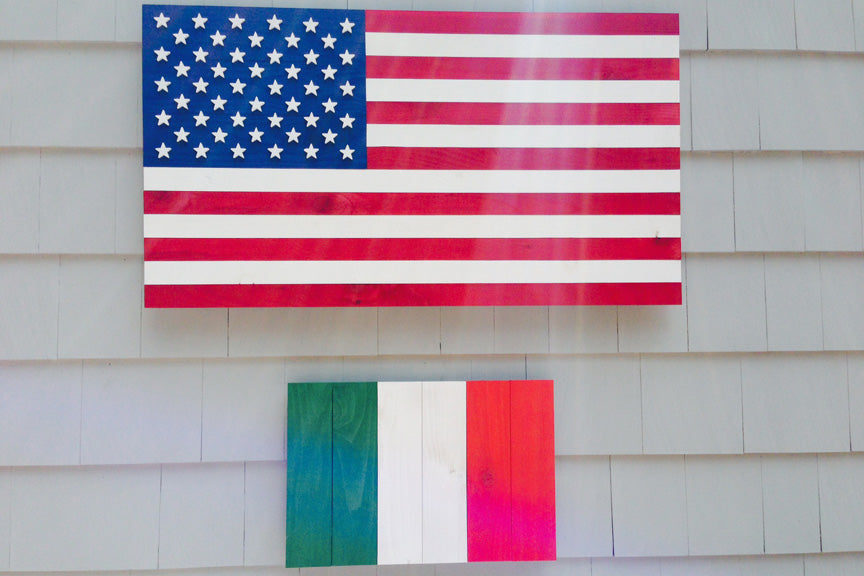 4 Perfect Places To Hang A Wood Flag Patriot Wood