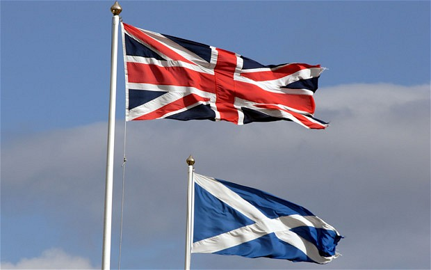 Scotland to become independent from the UK?