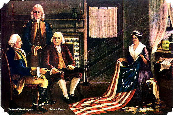 betsy ross controversy