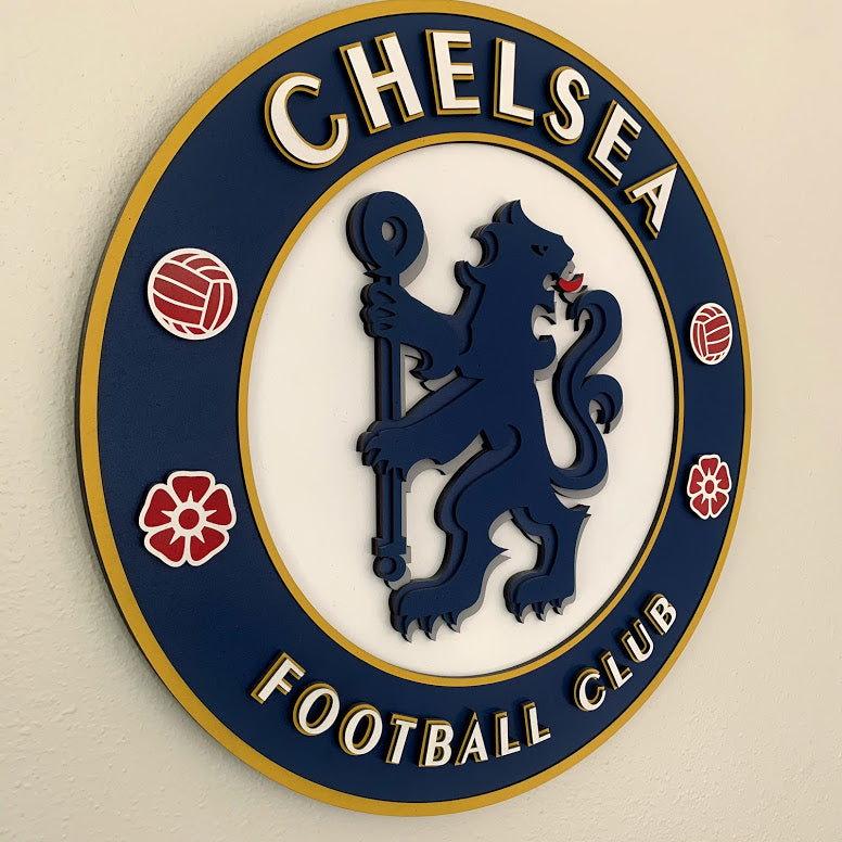 Chelsea Wood Wall Art