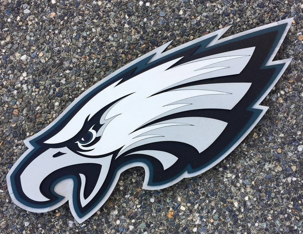 Philadephia Eagles Wood Wall Art