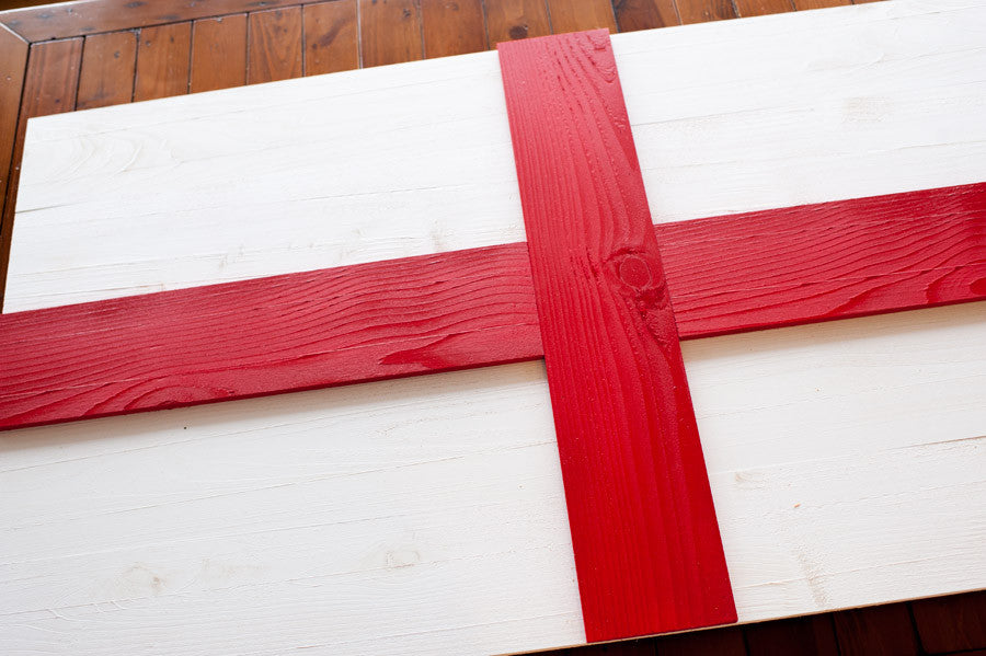 England Wood Flag