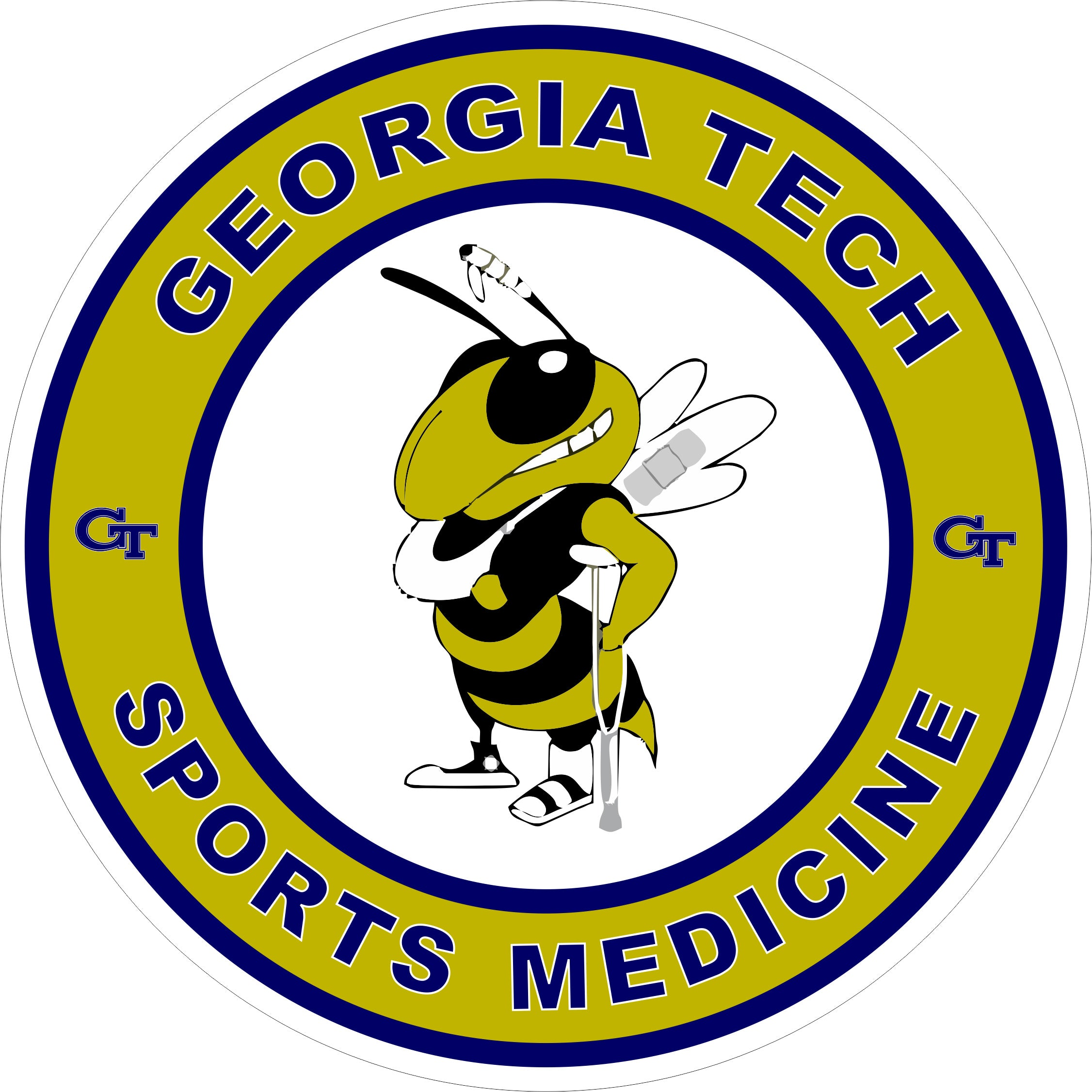 Georgia Tech Sports Medicine Logo