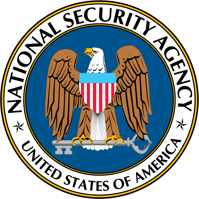 "30"" National Security Agency Custom Wood Patch"