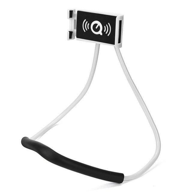 Lazy Neck Phone Holder Stand - Universal For All Cell Phones