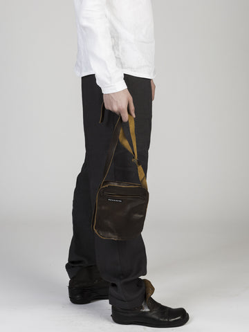 little sling bag brown