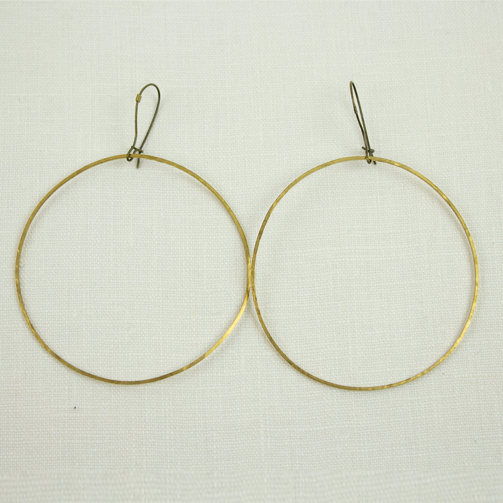 ONDINE D'ORO EARRINGS
