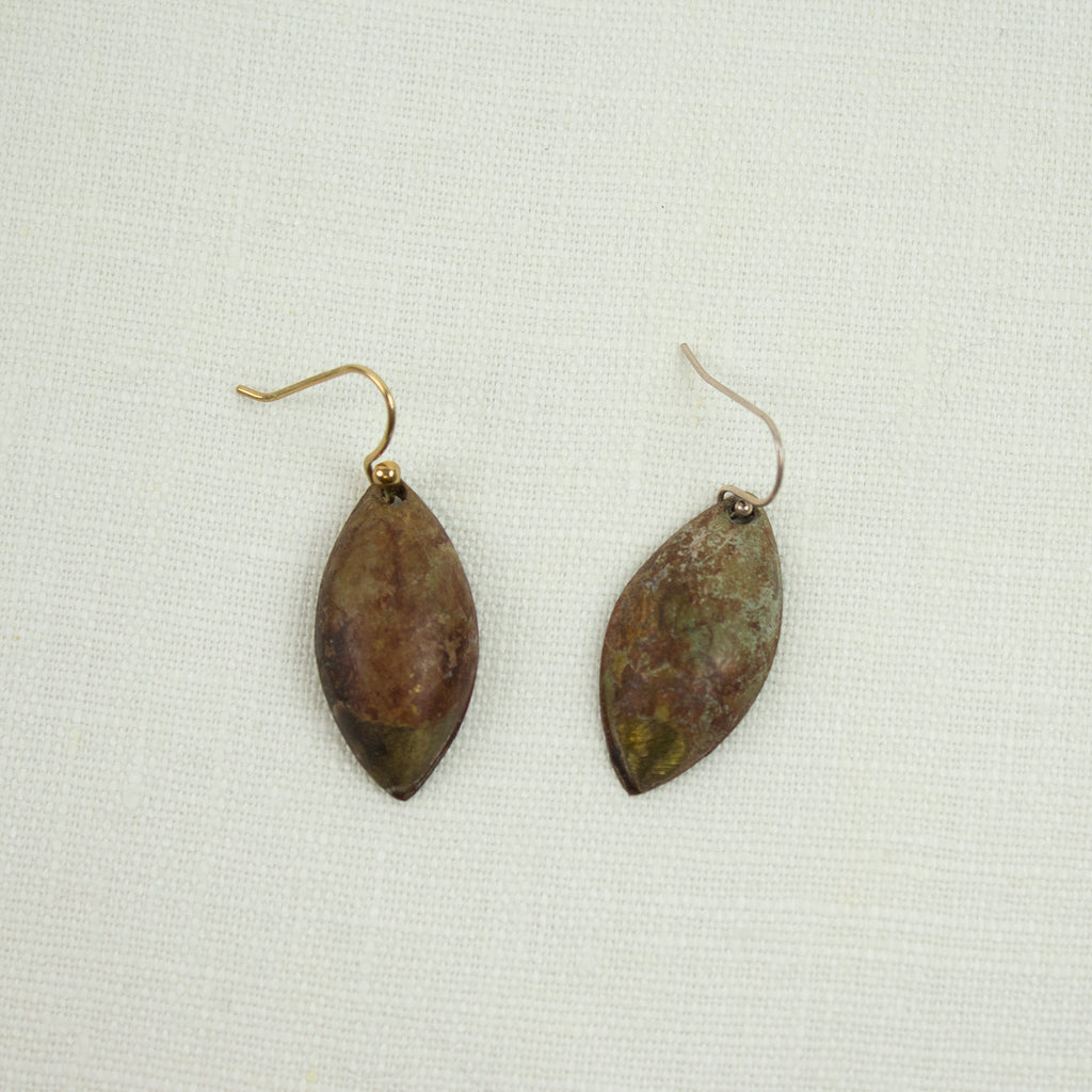 BOCCIOLI D'ORO EARRINGS