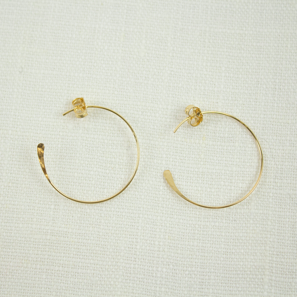 ONDA D'ORO MOSSA EARRINGS
