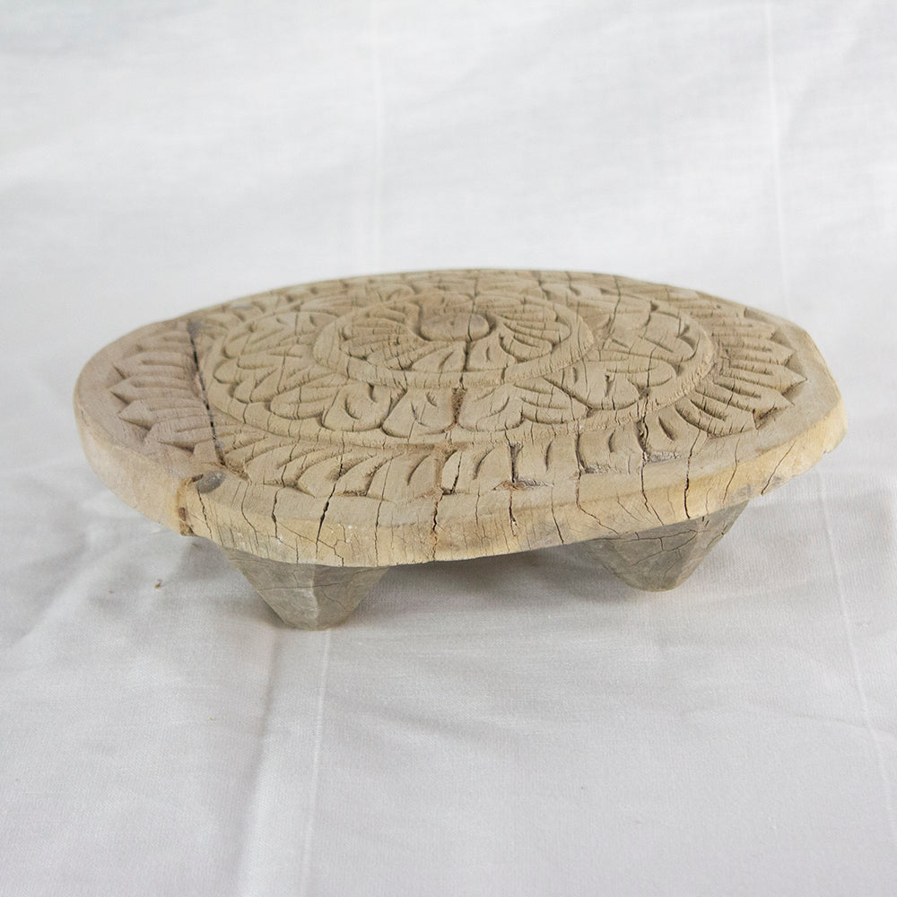 CARVED CHAPATI BOARD SERIES | 1