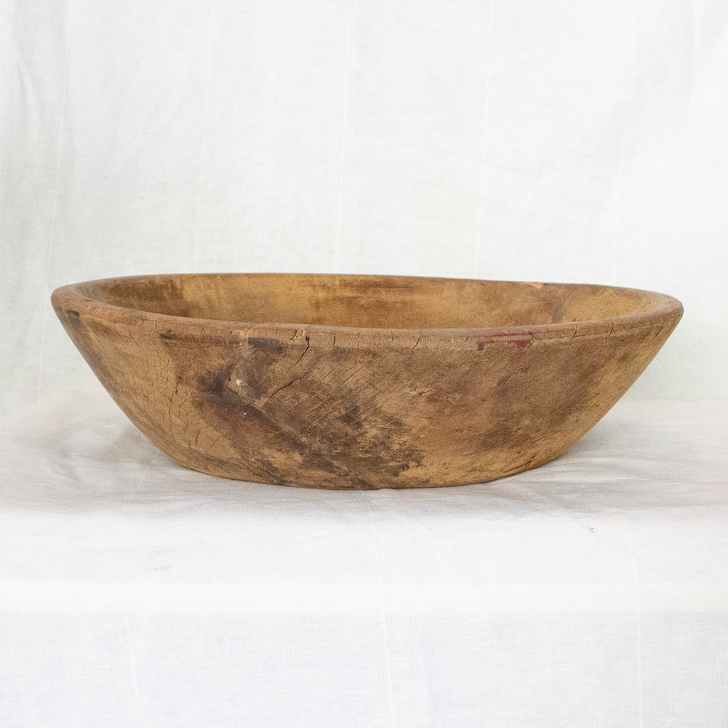 LARGE INDIAN DOUGHBOWL SERIES 6/6