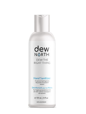 NATURAL HAND SANITIZER—DEW THE RIGHT THING