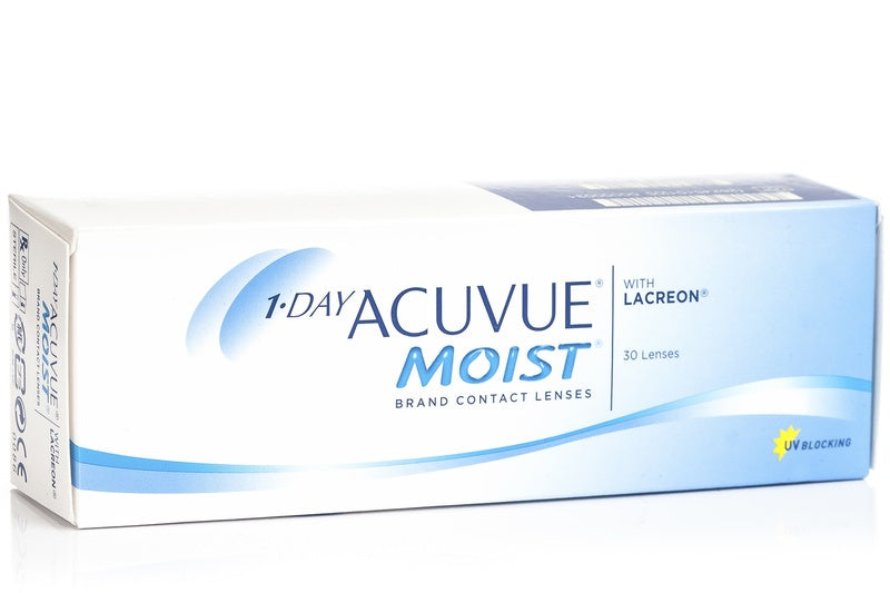 1 DAY ACUVUE MOIST by Johnson & Johnson