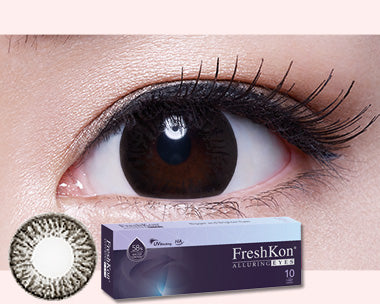1 Day Alluring Mystical Black (10Pcs) by FreshKon
