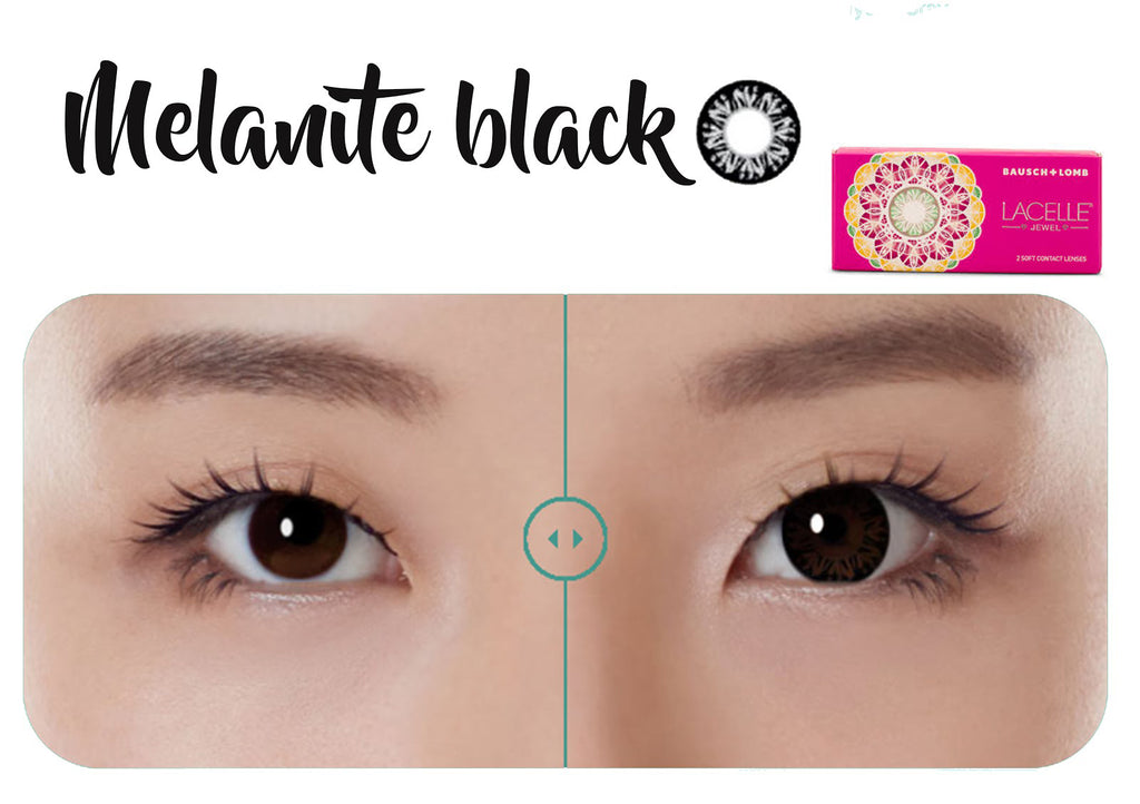 Lacelle Melanite Black by Bausch & Lomb