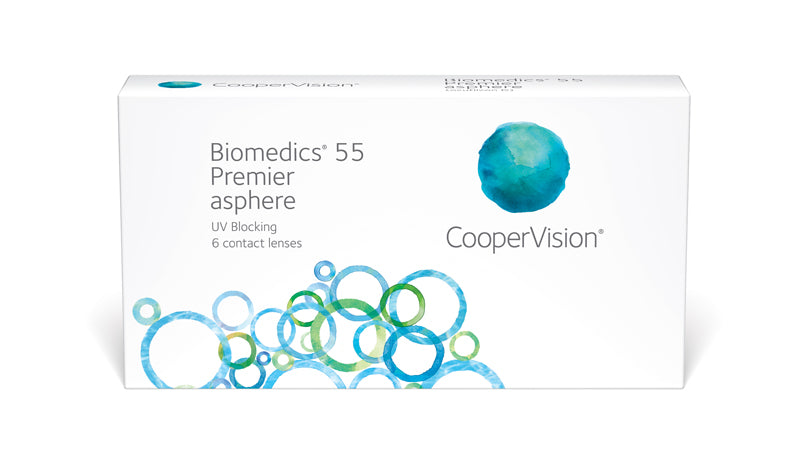 Biomedics 55 Evolution by CooperVision