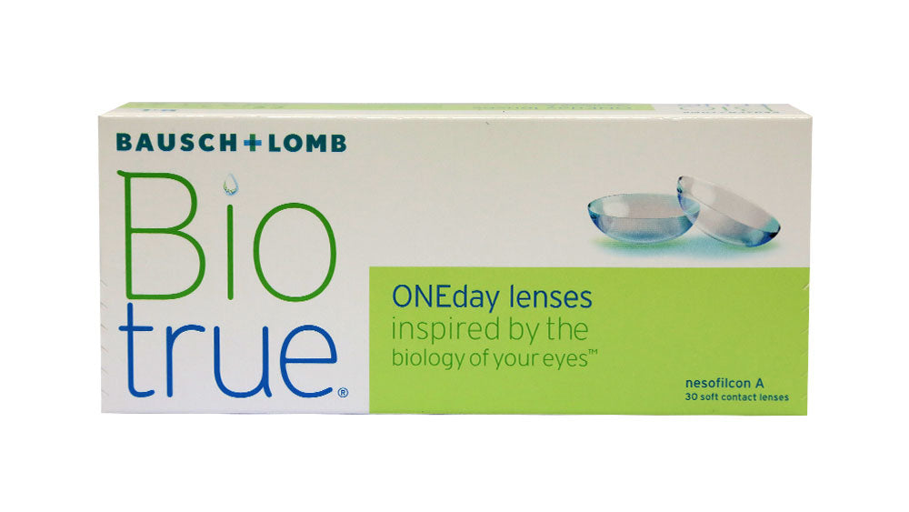 BIOTRUE ONE DAY by BAUSCH + LOMB ( Pre Order )