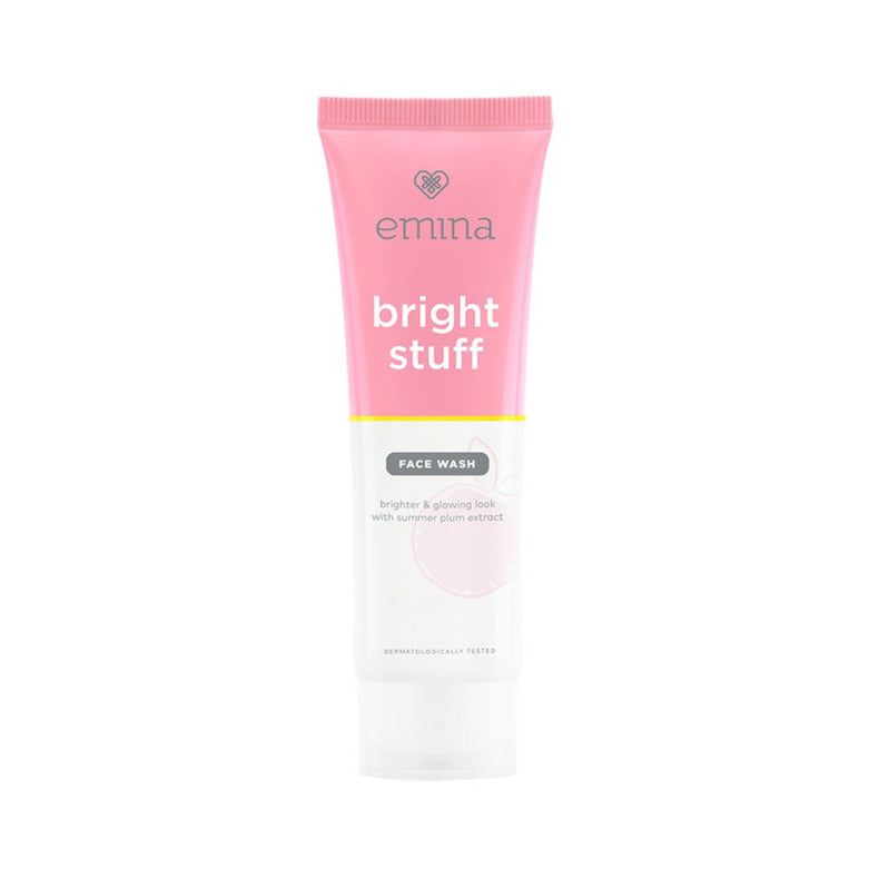 Bright Stuff For Acne Prone Skin Face Wash - Emina
