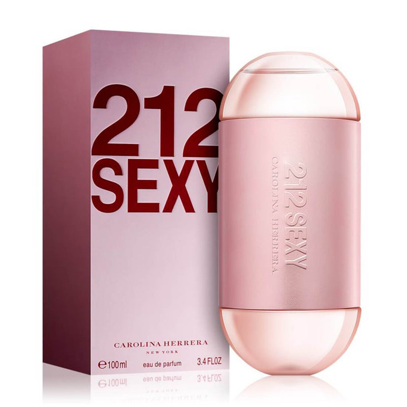 Carolina Herrera 212 Sexy Women - 100ml