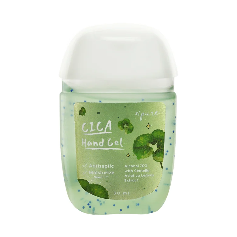 Cica Hand Gel Sanitizer - N Pure