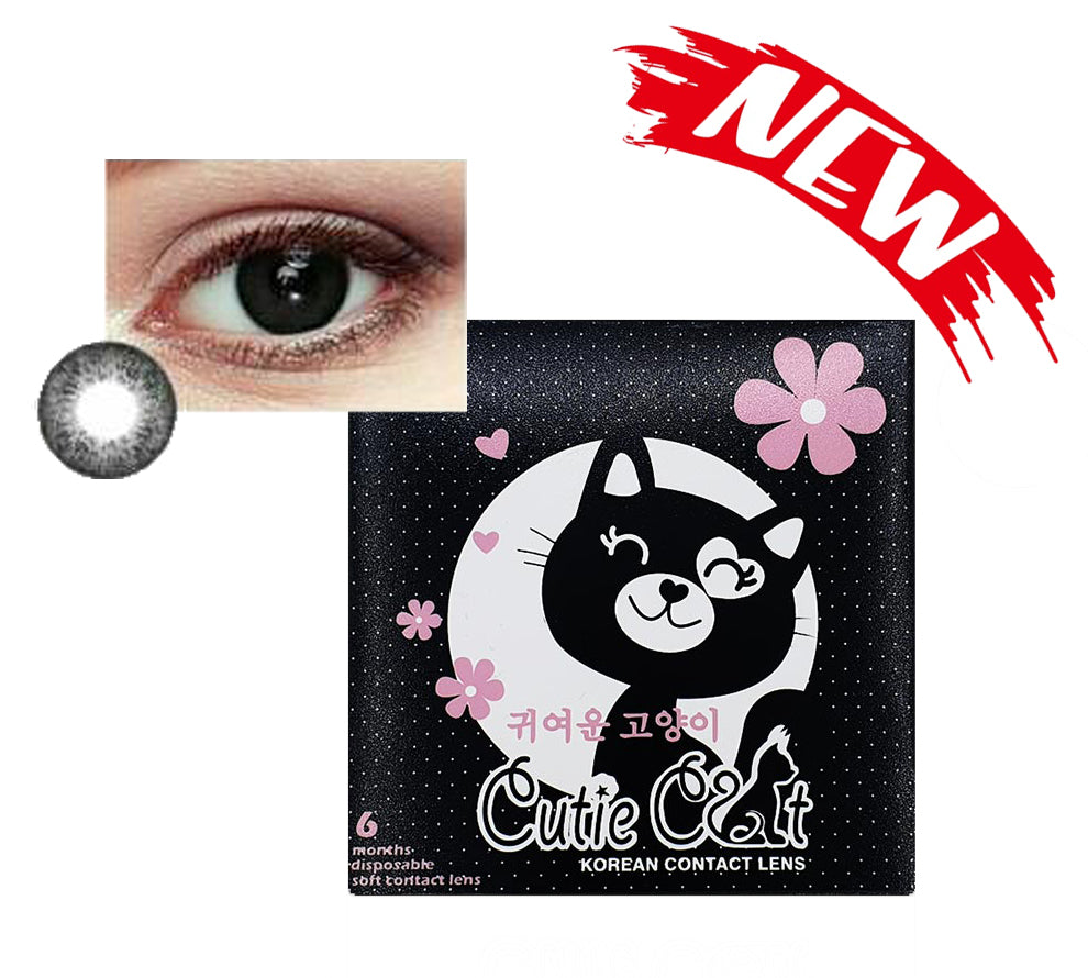 Cutie Cat Black by Omega