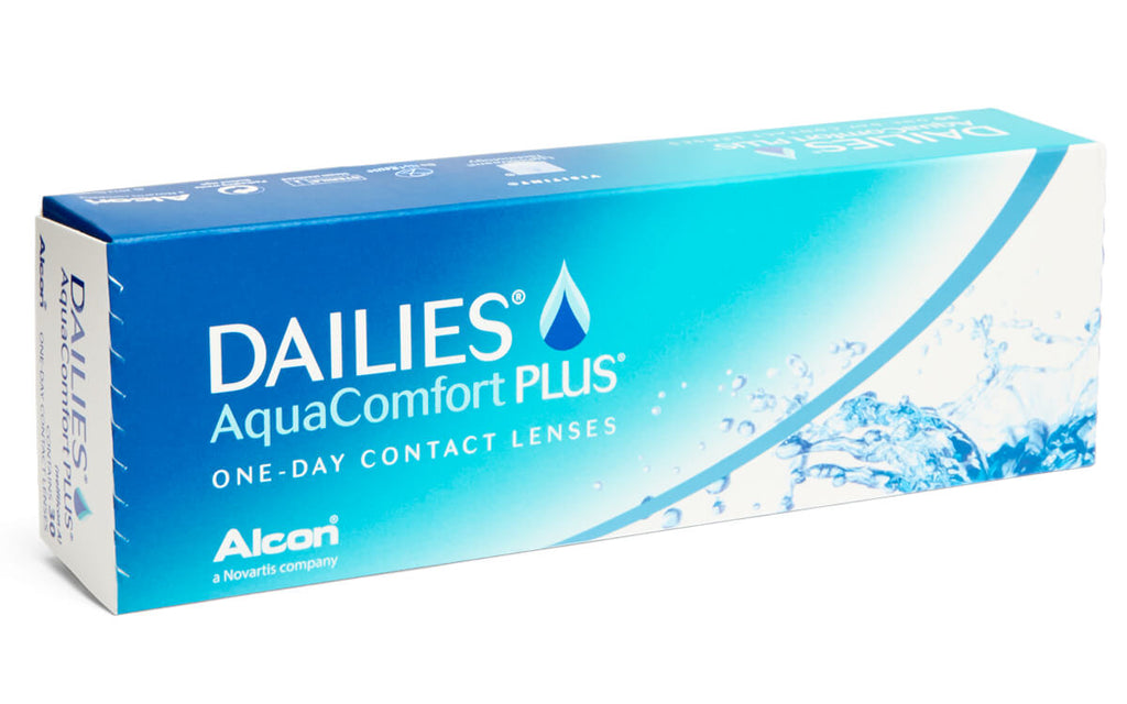DAILIES AQUA COMFORT PLUS by Alcon ( Pre Order )