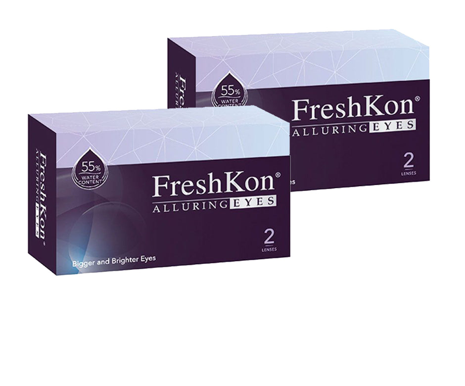 Paket 2 Box Freshkon Alluring Monthly - Combination Color