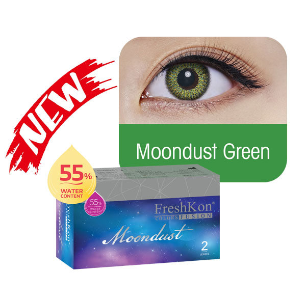Freshkon Moondust Green