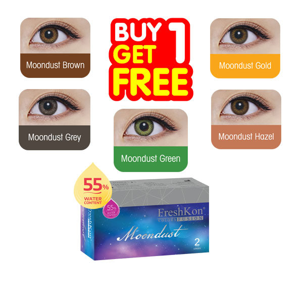 Buy 1 Get 1 Freshkon Moondust - Combination Color